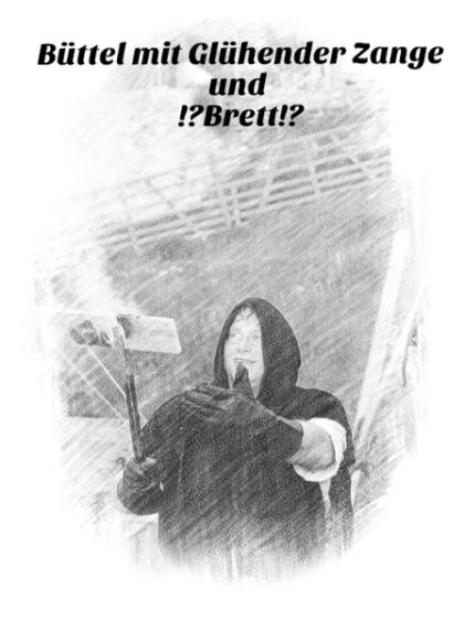 Büttel Inquisition Gerichtsbarkeit