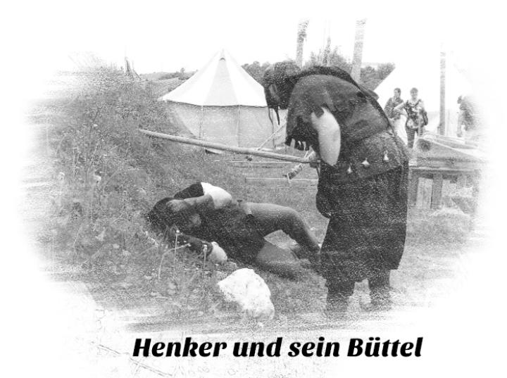 Henker Büttel Scharfrichter Abdecker Schnitter Inquisition